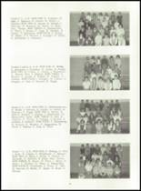 1967 Bowler High School Yearbook Page 50 & 51