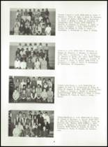 1967 Bowler High School Yearbook Page 52 & 53