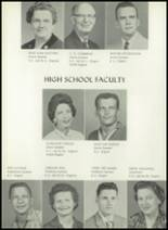 1961 Alto High School Yearbook Page 12 & 13
