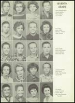 1961 Alto High School Yearbook Page 38 & 39