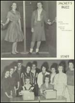 1961 Alto High School Yearbook Page 50 & 51