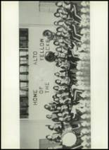 1961 Alto High School Yearbook Page 52 & 53