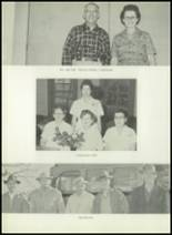 1961 Alto High School Yearbook Page 58 & 59