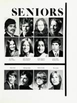 1975 Midland High School Yearbook Page 22 & 23
