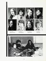 1975 Midland High School Yearbook Page 34 & 35
