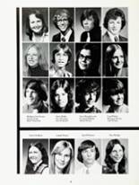 1975 Midland High School Yearbook Page 52 & 53
