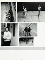 1975 Midland High School Yearbook Page 86 & 87