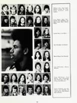 1975 Midland High School Yearbook Page 108 & 109