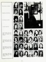 1975 Midland High School Yearbook Page 110 & 111
