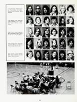 1975 Midland High School Yearbook Page 112 & 113