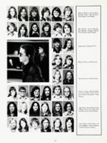 1975 Midland High School Yearbook Page 126 & 127