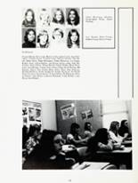 1975 Midland High School Yearbook Page 132 & 133