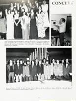 1975 Midland High School Yearbook Page 196 & 197