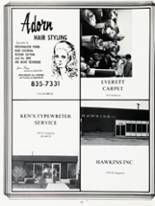 1975 Midland High School Yearbook Page 246 & 247