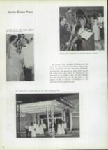 1965 Morton West High School Yearbook Page 18 & 19