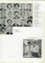 1965 Morton West High School Yearbook Page 32 & 33