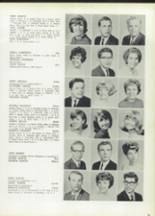 1965 Morton West High School Yearbook Page 54 & 55