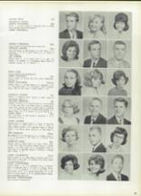 1965 Morton West High School Yearbook Page 58 & 59