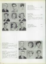 1965 Morton West High School Yearbook Page 62 & 63