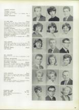1965 Morton West High School Yearbook Page 68 & 69