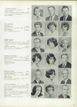 1965 Morton West High School Yearbook Page 72 & 73