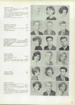 1965 Morton West High School Yearbook Page 78 & 79