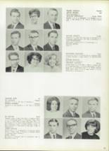1965 Morton West High School Yearbook Page 80 & 81