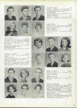 1965 Morton West High School Yearbook Page 86 & 87