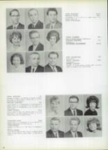 1965 Morton West High School Yearbook Page 98 & 99