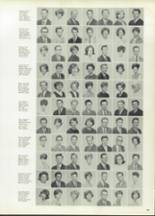 1965 Morton West High School Yearbook Page 100 & 101