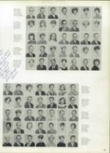 1965 Morton West High School Yearbook Page 102 & 103
