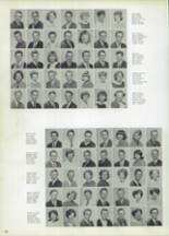 1965 Morton West High School Yearbook Page 104 & 105