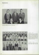 1965 Morton West High School Yearbook Page 110 & 111
