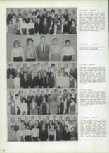 1965 Morton West High School Yearbook Page 112 & 113
