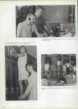 1965 Morton West High School Yearbook Page 126 & 127