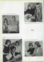 1965 Morton West High School Yearbook Page 128 & 129