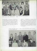 1965 Morton West High School Yearbook Page 134 & 135