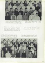 1965 Morton West High School Yearbook Page 154 & 155