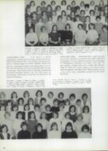 1965 Morton West High School Yearbook Page 156 & 157