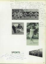 1965 Morton West High School Yearbook Page 168 & 169