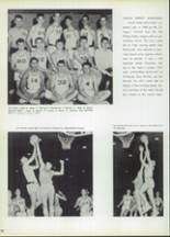 1965 Morton West High School Yearbook Page 184 & 185