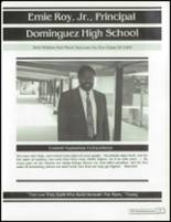 1993 Dominguez High School Yearbook Page 30 & 31