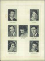 1924 Huntington High School Yearbook Page 10 & 11