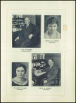 1924 Huntington High School Yearbook Page 26 & 27