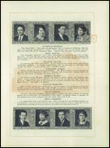 1924 Huntington High School Yearbook Page 50 & 51