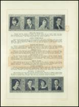 1924 Huntington High School Yearbook Page 58 & 59