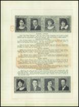 1924 Huntington High School Yearbook Page 60 & 61