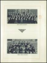 1924 Huntington High School Yearbook Page 88 & 89