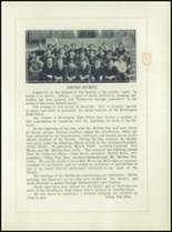 1924 Huntington High School Yearbook Page 90 & 91