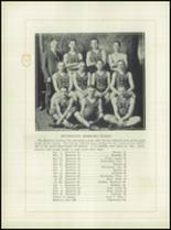 1924 Huntington High School Yearbook Page 106 & 107